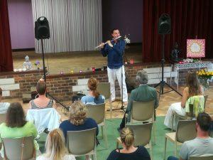 Healing Hilde concert
